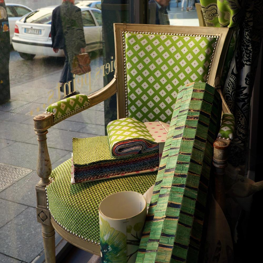 Jean-François Padoux - realisations - fauteuils